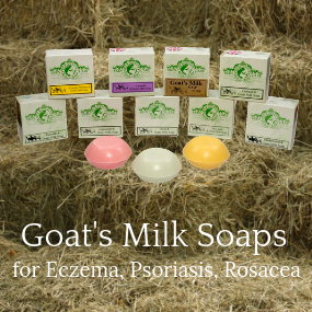 Goat's Milk Soap for sensitive skin